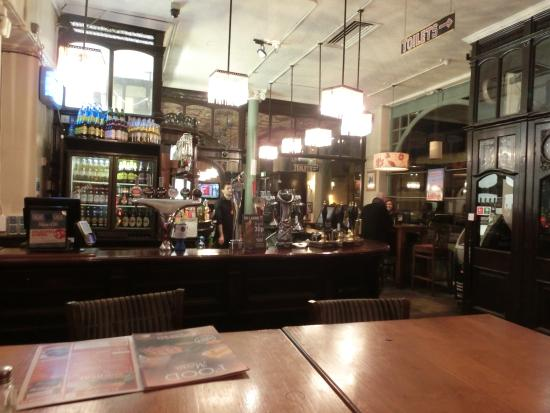 On the Sunday evening - Picture of The Rocket in Euston, London -  Tripadvisor