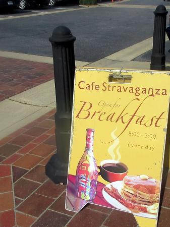 Cafe Stravaganza