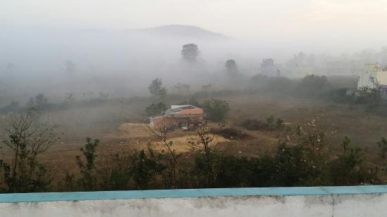 Dreamland Homestay: View from the rooftop