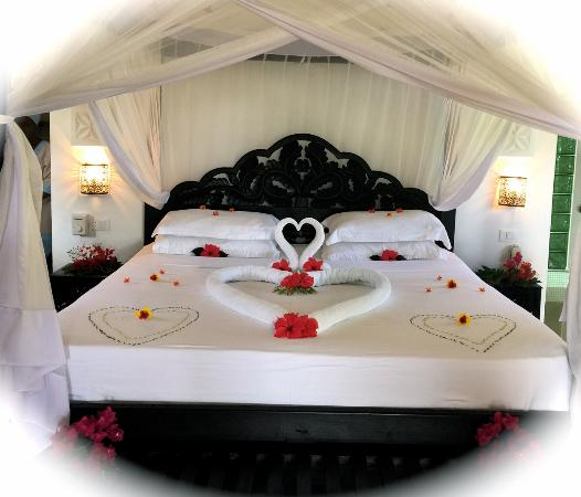 Next Paradise Boutique Resort: honeymoon