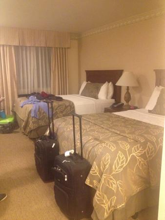 Days Inn San Diego Hotel Circle Near SeaWorld: Nice and updated