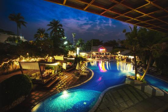 Natural Park Resort Pattaya Review