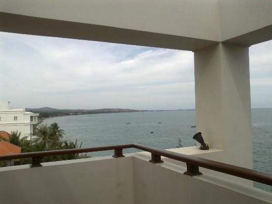 Novela Muine Resort & Spa: Balcony