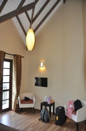 Villa de Roshe: Bedroom