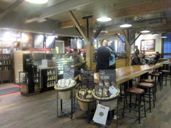 Starbucks Starbuck S Cannery Row Monterey Ca
