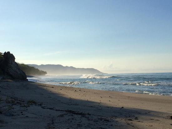 Santa Teresa, Costa Rica: It's not hard to find a quiet spot on the beautiful beach