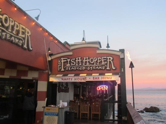 Fish Hopper Cannery Row Monterey Ca Picture Of