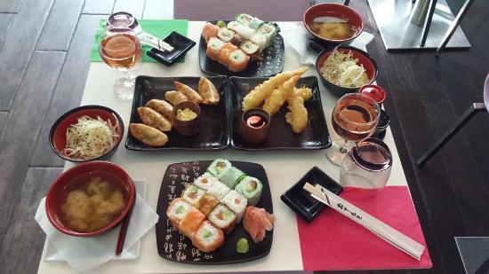 Sushi N Tea