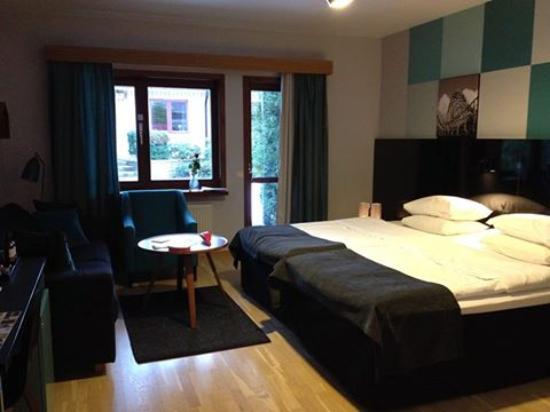 Hotell Liseberg Heden: Trivsamt rum nr 403