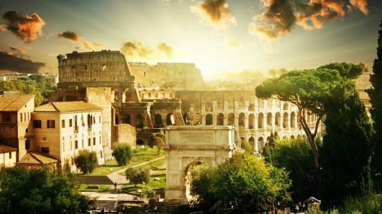 Hotel Best Roma: colosseo