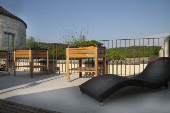 Cote-Serein - Chambres de la Tour Cachee : chambre d'hôtes bourgogne