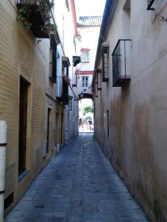 Sevilla de la Mano