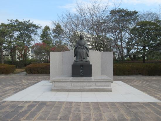 Reimeikan : 天璋院(篤姫)像