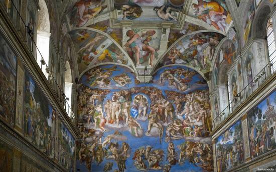 Hotel Best Roma: cappella sistina