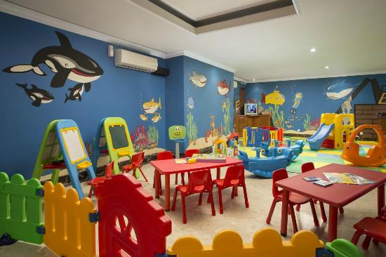 children's playroom - picture of ascott jakarta, jakarta - tripadvisor