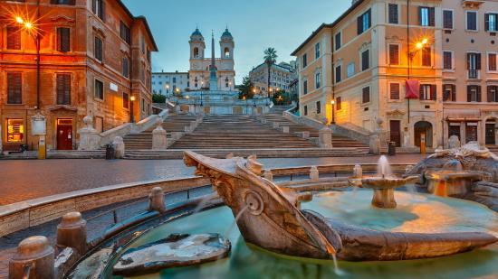 هوتل بست روما: piazza di spagna