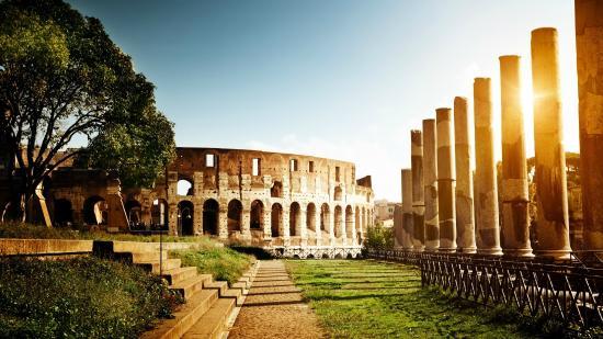 هوتل بست روما: colosseo e foro romano