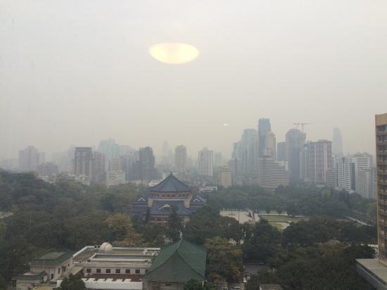 Jinjiang Inn (Guangzhou Zhongshan Memory Hall): 外面的風景