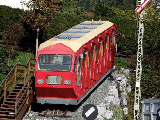 Jenbach, Østerrike: на станции в Енбахе
