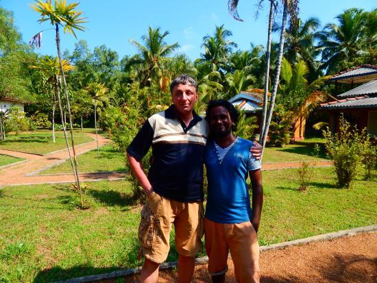 Mangrove Villa: Нет ничего грустнее отъезда