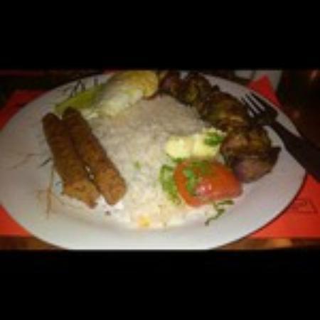 Peter Cat: Chelo kebab