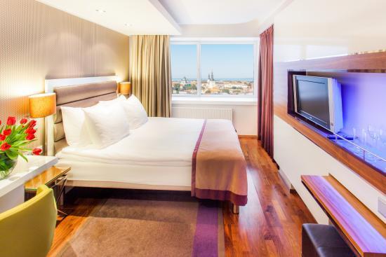 Radisson Blu Hotel Olumpia: Superior