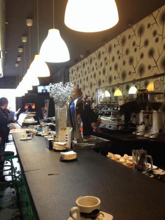 Cafeteria Semilla Negra