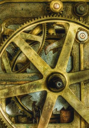 Gairloch Heritage Museum: Lighthouse gears