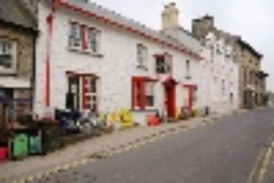 The Castle Inn: Newport town