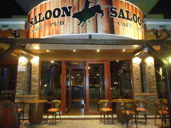 Saloon Cafe-Pub