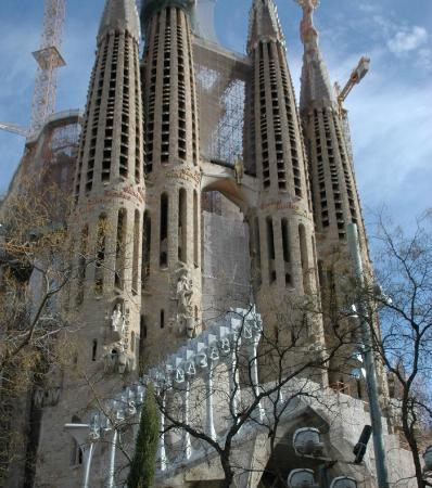 Interior - Picture of Basilica of the Sagrada Familia, Barcelona - TripAdvisor