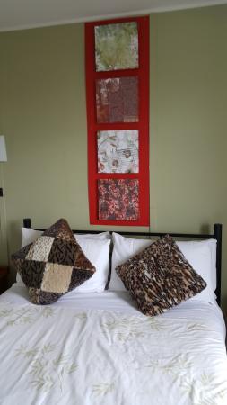 Beach End Bicheno: Bed Room