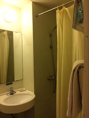 Jinjiang Inn Guangzhou Haizhu Jiangyan Road : Bathroom