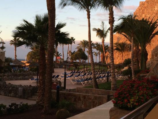 BlueBay Beach Club: From our balcony
