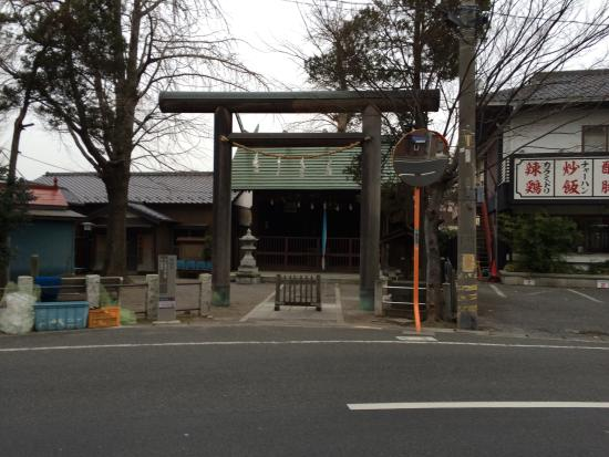 Jimmeigu Shrine