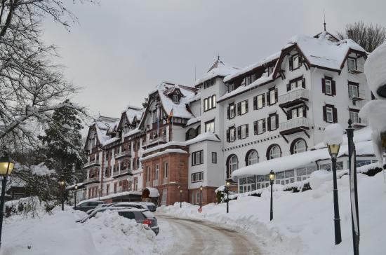 Hotel Palmenwald Schwarzwaldhof: L'hôtel