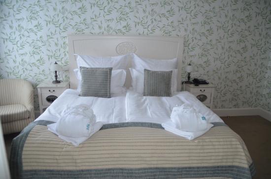 Hotel Palmenwald Schwarzwaldhof: chambre double au 2ème étage