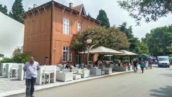 Gemeente Bar, Montenegro: набережная Бара