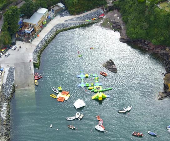 Dunmore Adventure: Water Based Centre Location