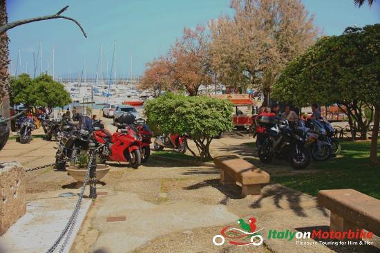 Italy On Motorbike Tours