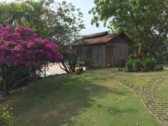 Hacienda del Mar: villas