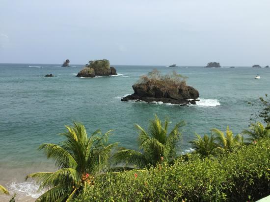 Hacienda del Mar: front view