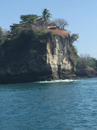 San Jose Island, Panama: around