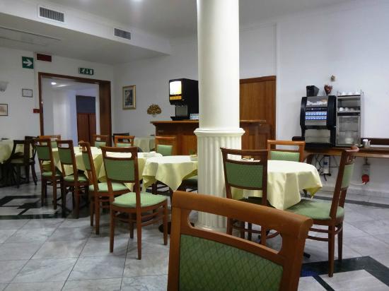 Hotel Argentina: Обеденный зал
