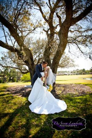 Tiger Point Golf Club: ceremony oaks