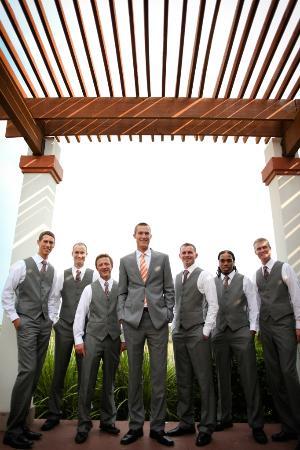 Tiger Point Golf Club: groomsmen