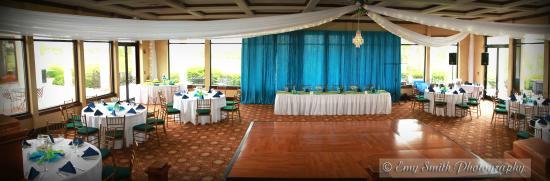 Tiger Point Golf Club: banquet room