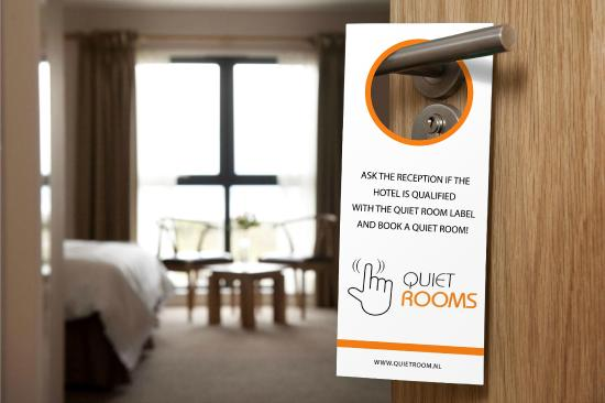 Hotel & Spa Savarin: Quiet Room Certificaat