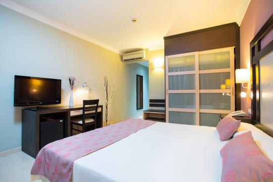 Hotel Colon Rambla: Habitación Doble