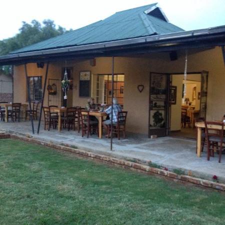 Christiana, Sudáfrica: De Oude Werf Restaurant